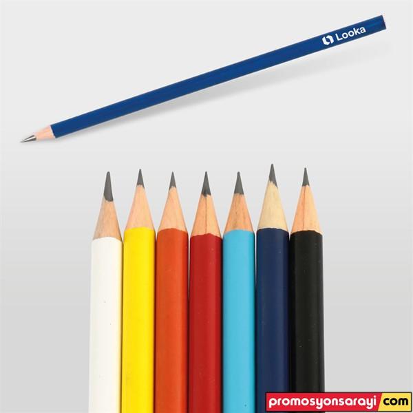 PS0522-185 Yuvarlak Renkli Kurşun Kalem